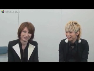 Alice Nine Comment - Viju Love Cafe 2012-02-12